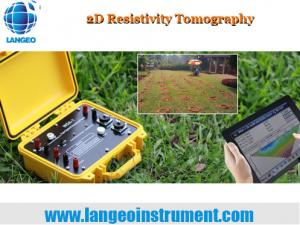 China LANGEO WGMD-9 DC 2D/3D Geophysical  Electrical Resistivity/IP Imaging System on sale