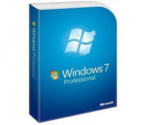 Quality Microsoft OEM French Windows 7 Professional Retail Box 64 Bit Oem Original Key for sale