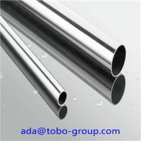 2205 2750 Seamless Duplex Stainless Steel Pipe SCH 10 SCH 20SCH 40 SCH 80
