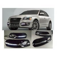 AUDI Q5 DRL 2X LED Driving Daytime Running Lights DRL Fog Lamp For Audi Q5 2010-2012