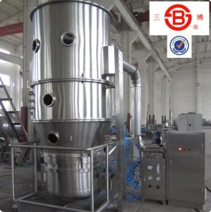 Quality granulation fluid bed equipment , fluid bed granulation pharmaceutical machinery 1500L Volume SUS316L raw material for sale