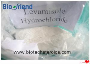 China Levamisole Hydrochloride CAS 16595-80-5 Raw Material Analysis Pharmaceuticals on sale