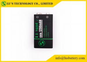 China CR9V 3v lithium battery 6F22 9V Battery CR9V Non-Rechargeable Batteries Battery 1200mAh 9V Batteries CP9V / CR9V on sale