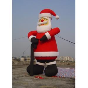 China Inflatable christmas / halloween / inflatable festival decoration / inflatable santa on sale