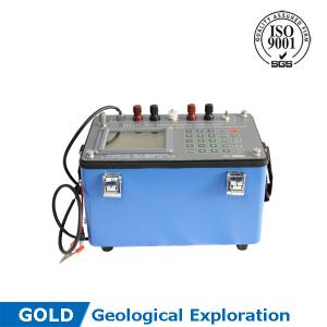 China Electrical resistivity & IP multi-function instrument on sale