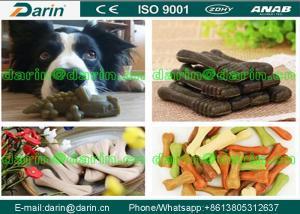 China El CE y el ISO aprobaron el perro que masticaba la maquinaria de la transformación de los alimentos con serie del DM on sale