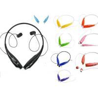 2014 HOT selling Black and white HV-800 Wireless Bluetooth V 4.1+EDR Sport Stereo Headset