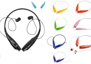 China 2014 HOT selling Black and white HV-800 Wireless Bluetooth V 4.1+EDR Sport Stereo Headset on sale