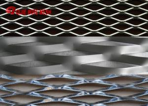 China Expanded Metal Wire Mesh Screen / Expanded Steel Mesh For Food Basket and Fried Filter on sale