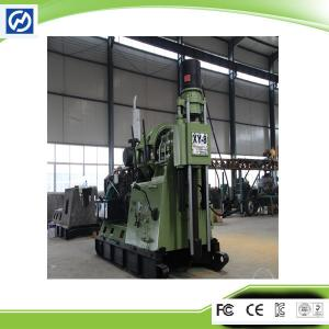 China Gold Brand Economical Small Water Well Drilling Rig on sale