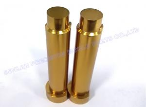 China Customized Tin Coating Precision Mould Parts Core Pins Mold Insert For Lipstick on sale