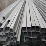 Sanitary Thin Wall Steel Tubing , Stainless Steel Hollow Bar BA 2B Surface Treatment