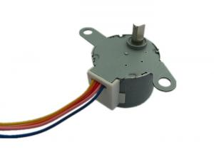 China 2 / 4 Phases NEMA Stepper Motor 0.0417mm Step Avail With Non Captive Linear Shaft 28BYZ on sale