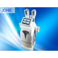 White cryolipolysis body slimming machine anti cellulite machine