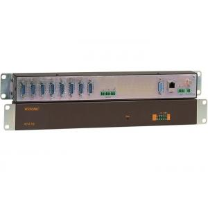 China 8 Channel Programmable Central Controller Ethernet Control Unit 8 Channel Bi - Directional IR on sale