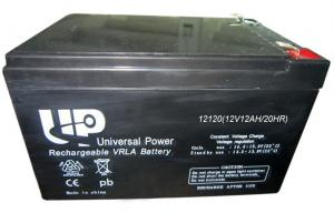 China High Capacity 12V 12AH electric vehicle lead acid small battery on sale