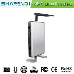 China Low Cost Thin Client N computing X5 For Window s Multipoint Server on sale