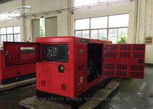 China 137KVA 110KW Silent Diesel Generators Powerful Engine and Alternator on sale