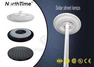 China Infrared Motion Sensor Round Garden Lights 30W Solar Energy LED Lights on sale