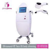 best skin tighten body slimming machine same as BTL Exilis Ultra unipolar rf combine ultrasound for fat removal