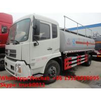 bigger best seller good price RHD 18,000L oil delivery truck  for sale, HOT SALE! Bulk oil tank, fuel storage truck