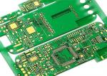 China FR4 Car Audio Power Amplifier Multi Layer PCB Green Mask White Silkscreen ENIG wholesale