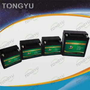 China Superbike12V Lithium Ion LiFePO4 Starter Battery Lightweight For Triumph Bike on sale