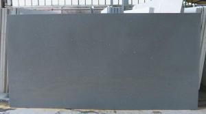 China Dark Grey Chinese Artificial Quartz Stone Floor Tiles Interior Acid Resistant on sale