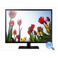 OEM Smart 24 inch HD LCD TV 1080P for Bank / Office With HDMI VGA PC Audio Input