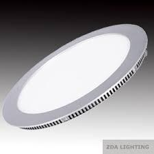 China Office / Living Room LED Recessed Downlights , LED Recessed Ceiling Light Fixtures on sale