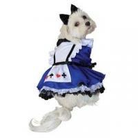 Wholesale PET Costume Alice Dog Costume