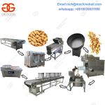 Commercial Dry Peanut Processing Machine|Dry Peanut Production Line Price|Easy Operate Groundnut Processing Machine
