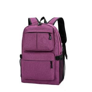 China Korean version of schoolbag computer bag student backpack Oxford cloth men's shoulder bag men's bag on sale