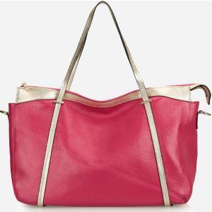 China Hot Sale Large Handbag Leather Shoulder Bags for Lady on sale