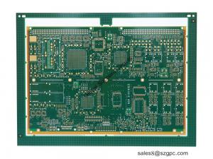China 1-20layers FR4 multilayer printed circuit board for consumer electronic product on sale
