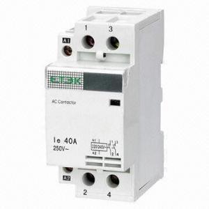 Modular Contactor According To IEC 61095 Standard