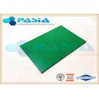 High Way Shielding Use Metal Honeycomb Panels , Aluminum Honeycomb Core Panels