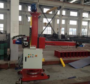 Industries Welding Manipulator / Welding Column With Variable Weld