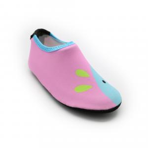 China Swimming Pool Water Skin Socks Antiskid Sole Water Aerobics Socks For Running on sale