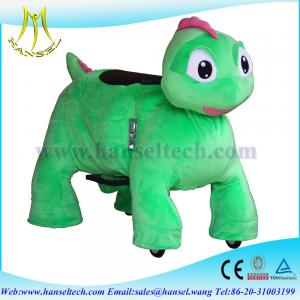 China Hansel fun sale manufacture battery carnival animal ride for sale on sale