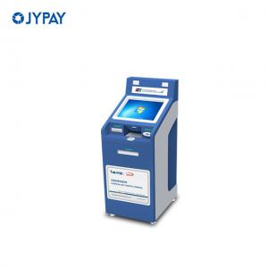 China All In One Coin ATM Machine , One Way Bitcoin Atm Support Quick Pass on sale