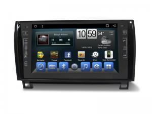 China Toyota Sequoia 2008-2015 Android Car Multimedia System built in wifi bluetooth radio on sale