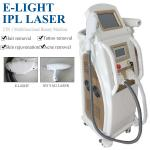 2500W PERFECT EFFECT HAIR REMOVAL SKIN REJUVENATION OPT SHR ND YAG LASER TATTOO REMOVAL MACHINE