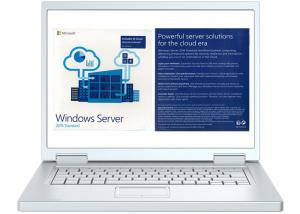 China Full Version Microsoft Windows Server 2016 Licensing FQC 64bit Operating Systems on sale
