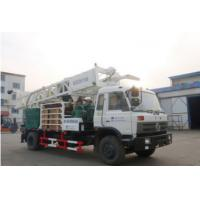 150m truck-mounted waterwell drill rig