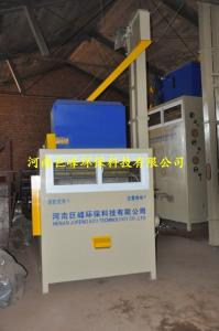 China supply jf1800 Electric separator/electrostatic separator/ high-voltage separator Stainless steel gray  8000 on sale