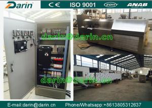 China Feed Pellet Extruder Twin Screw Pet Food Extruder Machinery with CE Approved on sale