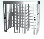 Full Height Turnstile Security Card Reader Control Automatic Electric Operation