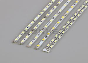 China Untra Thin 3mm Rigid LED Light Strip For Narrow Space Beam Angle 120° on sale