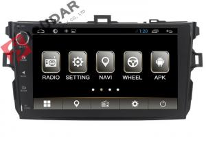 China New Allwinner T3 Android Auto Car Stereo Toyota Corolla Head Unit With 4G WIFI on sale